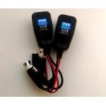 BNC-UTP adapteris (3 in 1) PVD