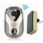 Išmanusis Wi-Fi IP video durų skambutis