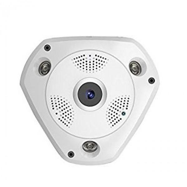 Panoraminė 3MP IP Wi-Fi kamera