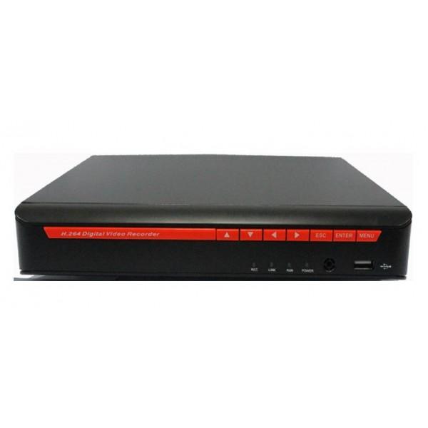 4 kanalų 1080p hibridinis įrenginys (4 in 1)
