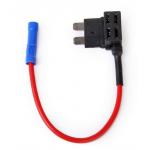 Mini ATM saugiklio adapteris transporto priemonėms
