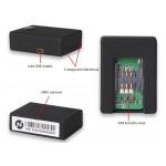 Mini GSM nuotolinio pasiklausymo įrenginys