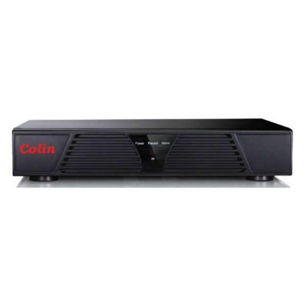 4 kanalų NVR1104P, 1HDD