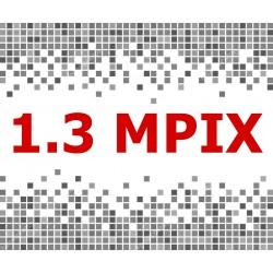 1.3 MP KAMEROS