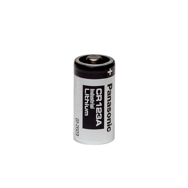 Baterija Panasonic 3V Li-ion CR123A