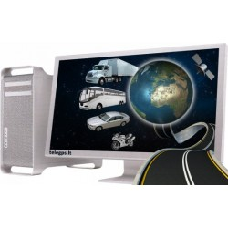 GPS transporto kontrolė