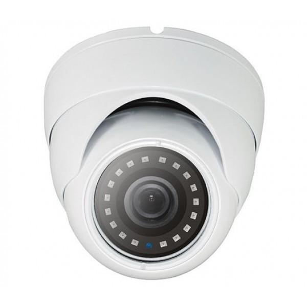 2MP fiksuota kupolinė IP kamera