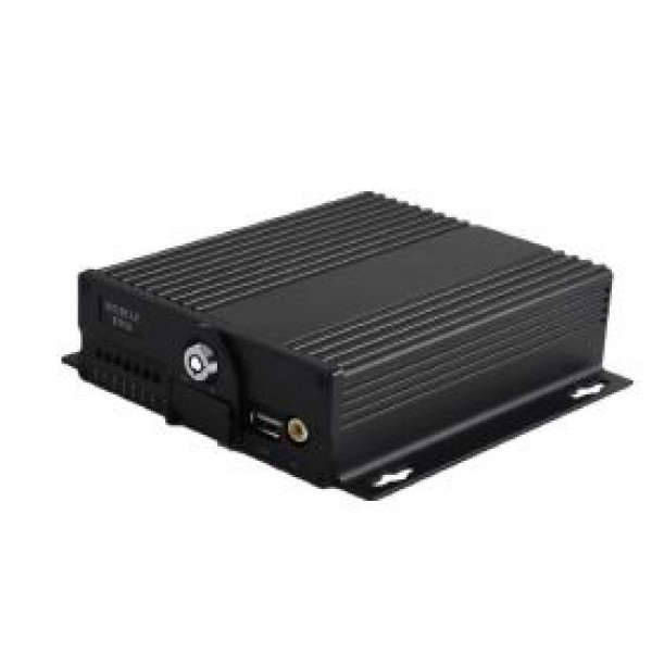 1080p hibridinis mobilusis DVR su GPS, 4G ir Wi-Fi