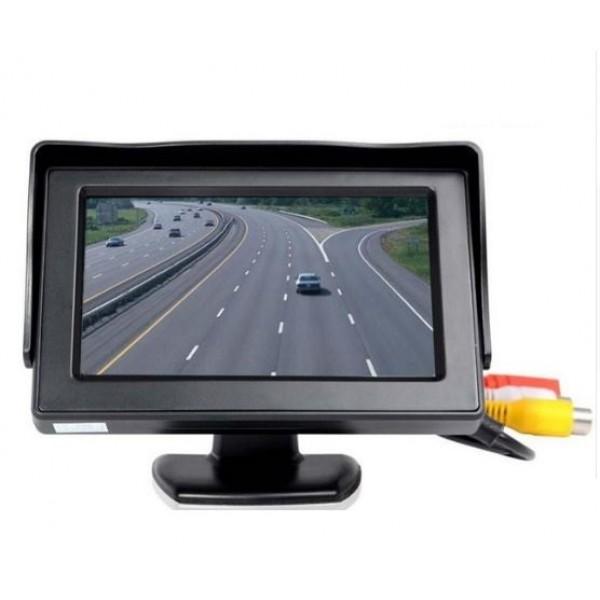 "LCD 4.3"" ekranas"