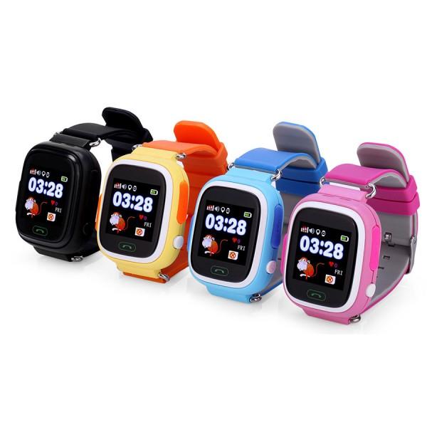 GPS laikrodis vaikams T11 liečiamu ekranu