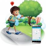 GPS laikrodis vaikams T12
