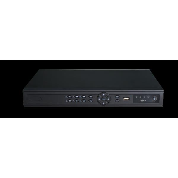 8 kanalų NVR208P su 4 kanalų PoE