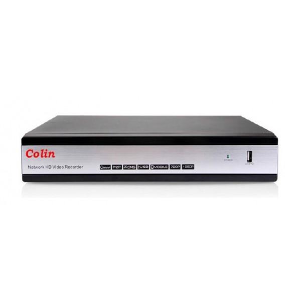 8 kanalų 1.5U NVR9208P, 2HDD