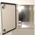 400x500x180 Montažinė dėžė su montavimo panele