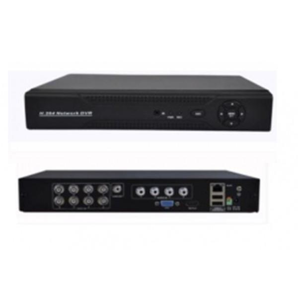 8 kanalų NVR QN6608F5, palaiko 2 HDD
