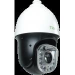 PTZ IP kamera NH6233IA su video analitiku, perimetro aptikimo funkcija ir lazeriu