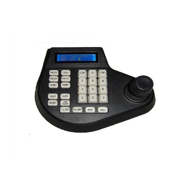 2D valdymo klaviatūra PTZ kameroms